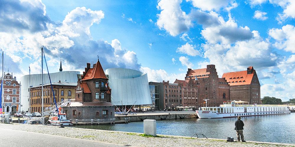 UNESCO Weltkulturerbe Stralsund