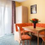 Ferienwohnung - Wohnzimmer im Kastanienhof