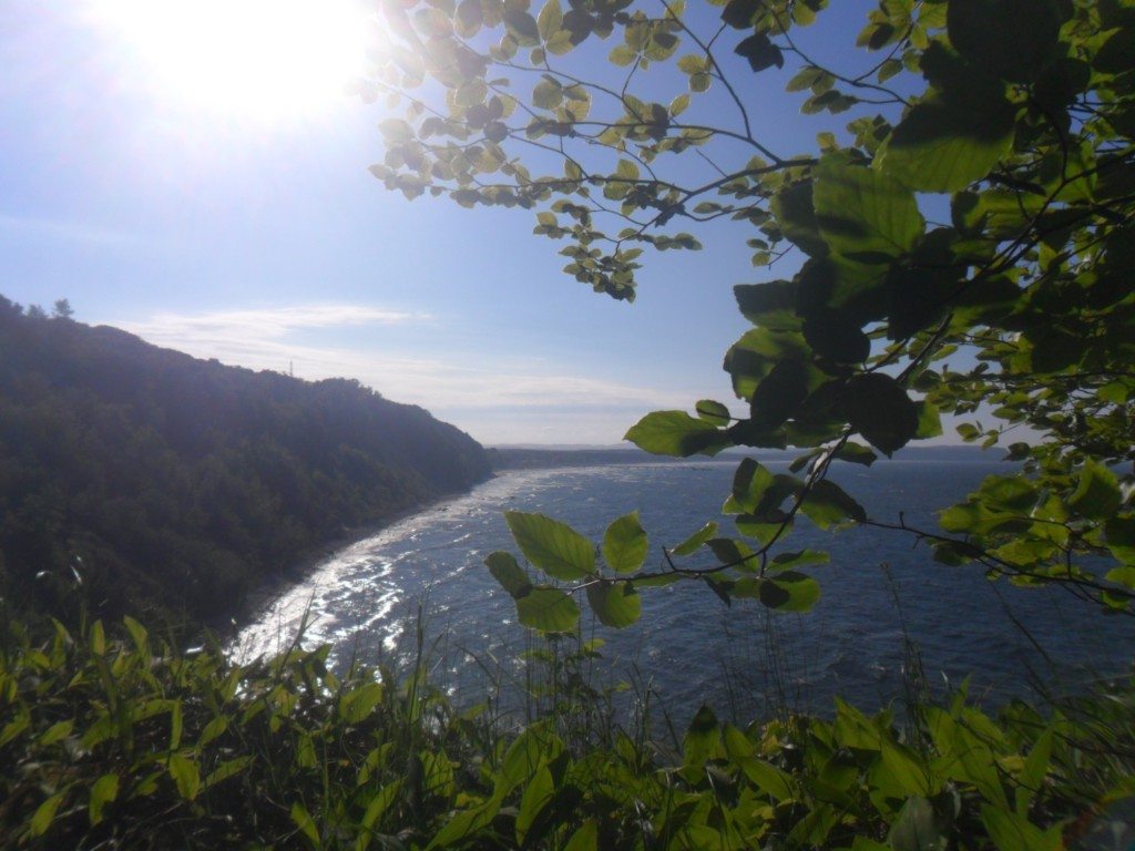Ostseebad Göhren Steilküste am Hövt auf Rügen