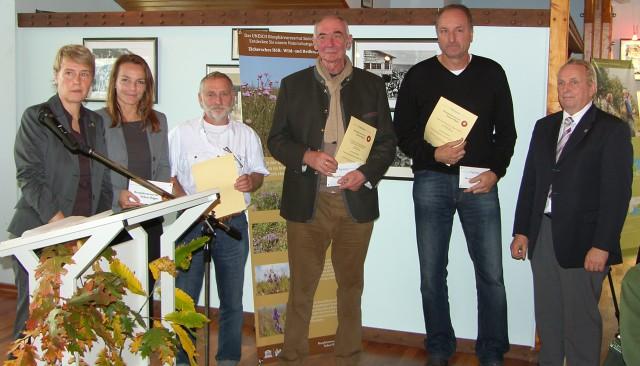 Der Kastanienhof: Jetzt offiziell zertifizierter Partner des UNESCO Biosphärenreservates Südost-Rügen