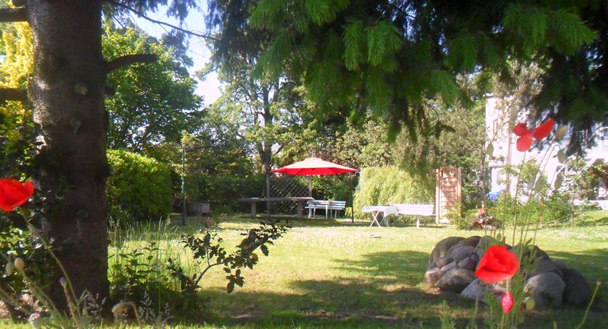 Garten & Liegewiese