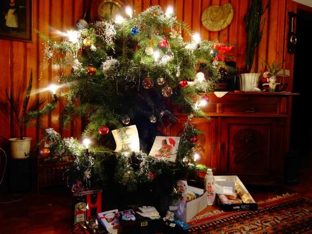 Frohe Weihnachten von der Insel Rügen